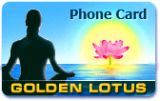 Golden Lotus - cheapest phone card