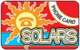 Solaris - cheapest phone card
