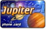 Jupiter - cheapest phone card